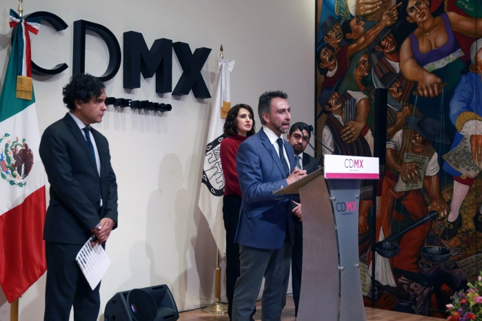 Presentan logros de resiliencia sísmica en CDMX