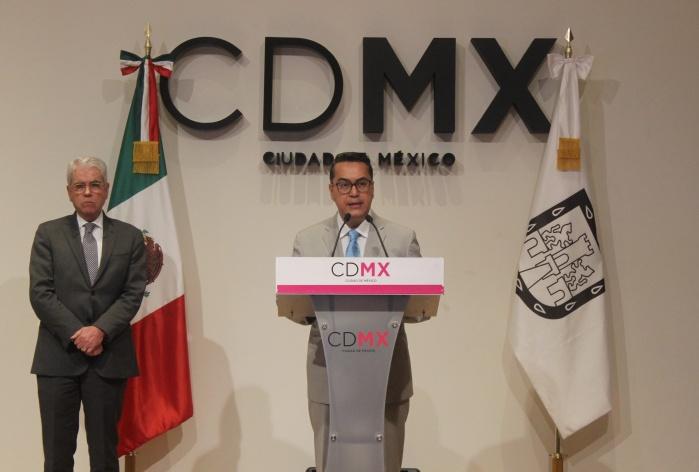 Informa GCDMX sobre procesos de verificación de inmuebles y revisiones a entes públicos por 19S