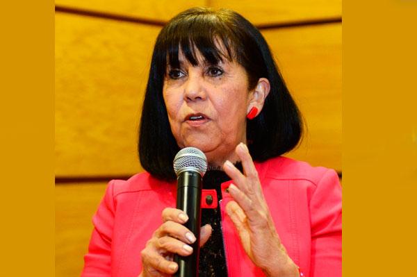 Elba Rosa Leyva, nueva directora de la Facultad de Odontología