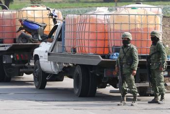 Plantean prisión preventiva oficiosa para los delitos en materia de hidrocarburos