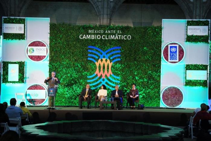 Destaca SEDEMA PACCM en Tercer Encuentro Nacional: México ante el Cambio Climático