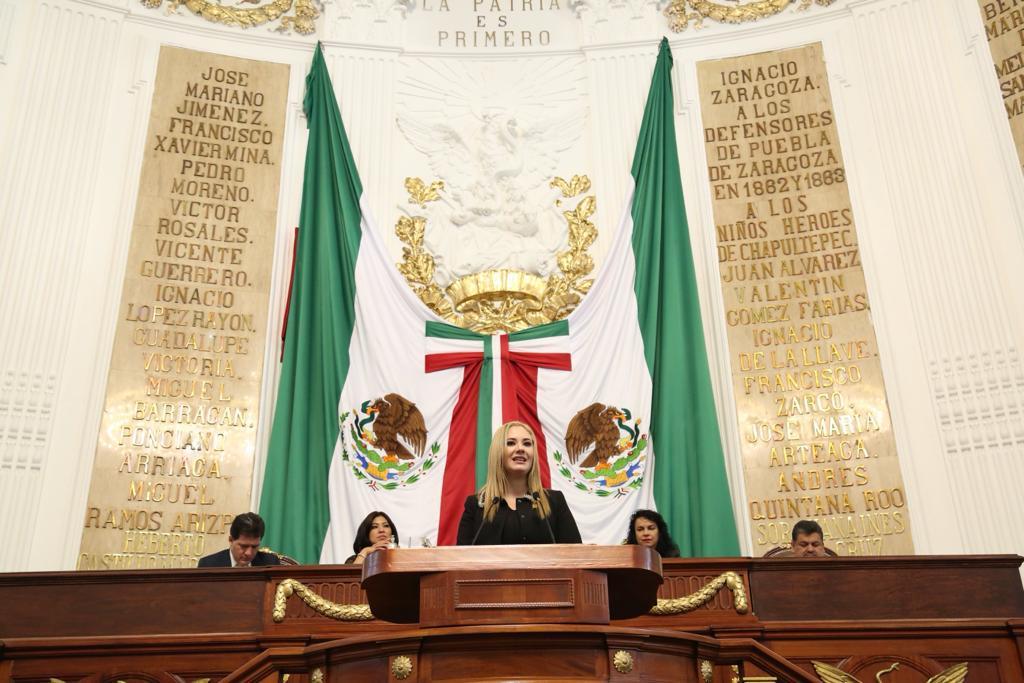 Legislará Partido Verde para mejorar las condiciones de vida de los capitalinos: Teresa Ramos