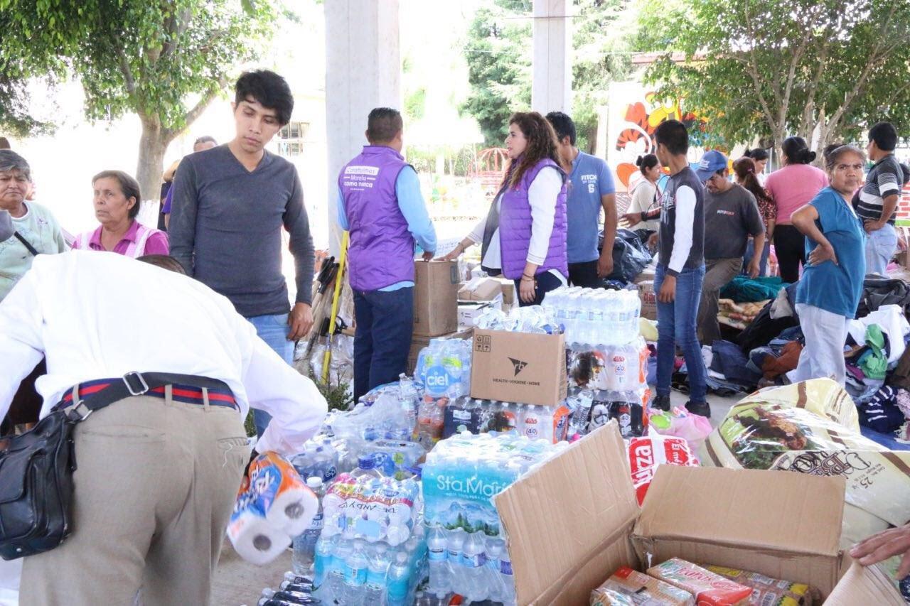 Piden en Morelos transparentar donativos del extranjero