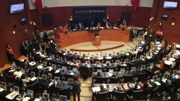 Ratifica Senado convenio de la Organización Internacional del Trabajo