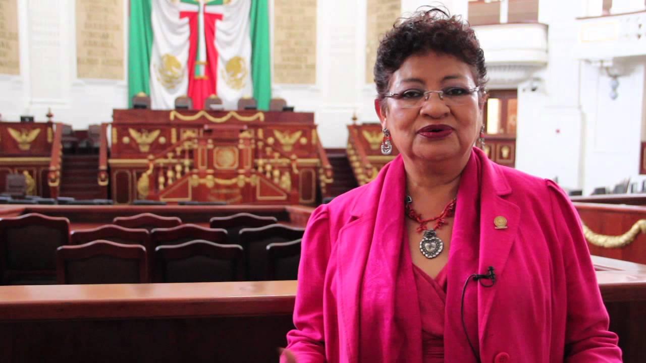 Toma protesta Ernestina Godoy como presidenta de la Junta de Coordinación Política del Congreso de la Ciudad