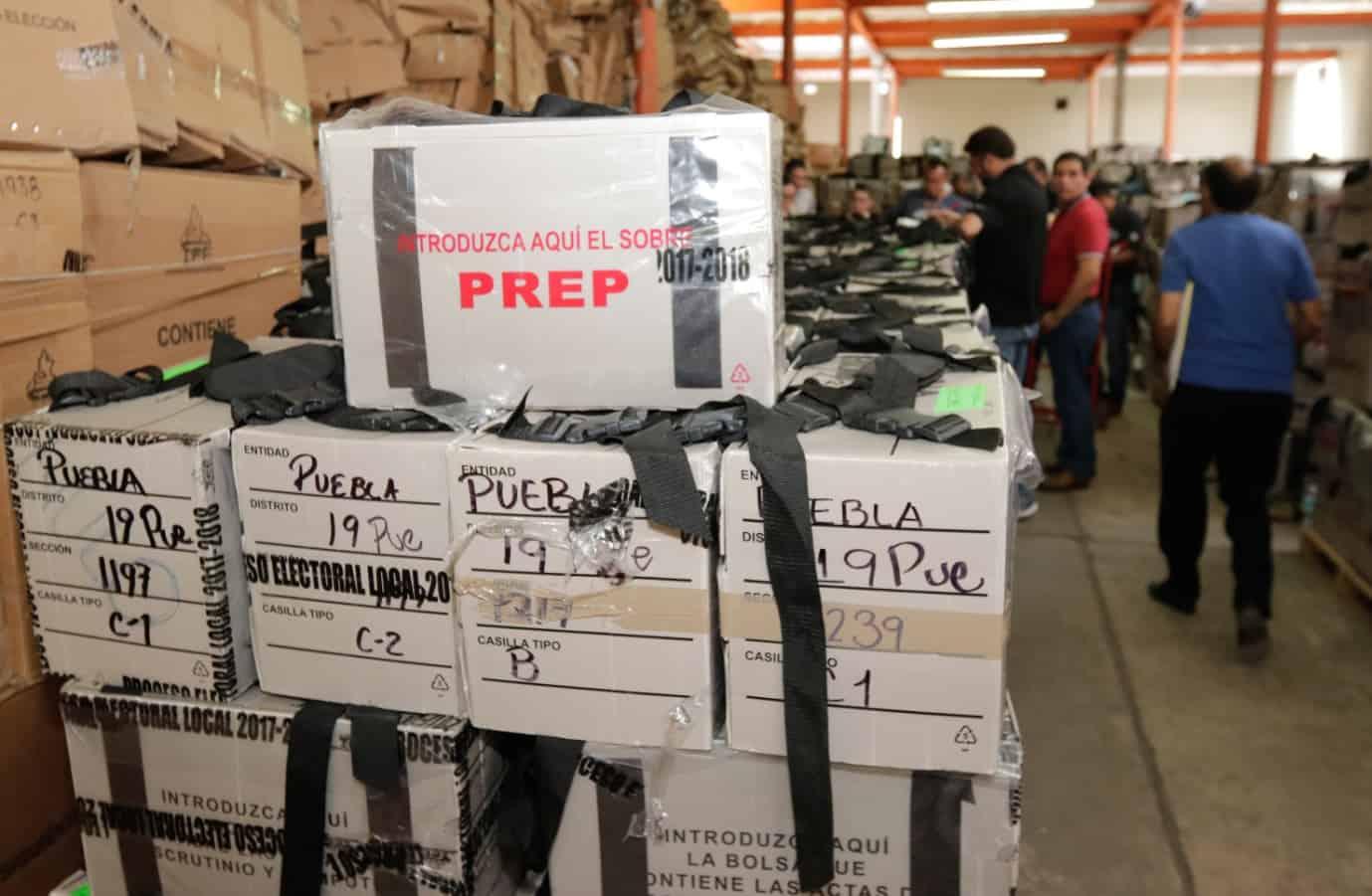 Comienza el recuento de votos para gobernador de Puebla