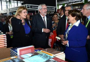Arranca en la UNAM la segunda Feria Internacional del Libro Universitario