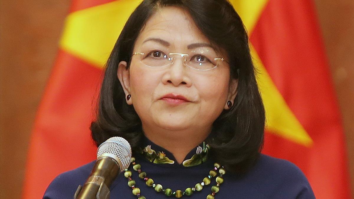 Vietnam tiene a su primera presidenta