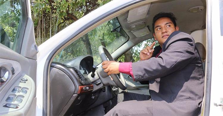 Con dispositivo del IPN encenderás tu automóvil a través de la voz