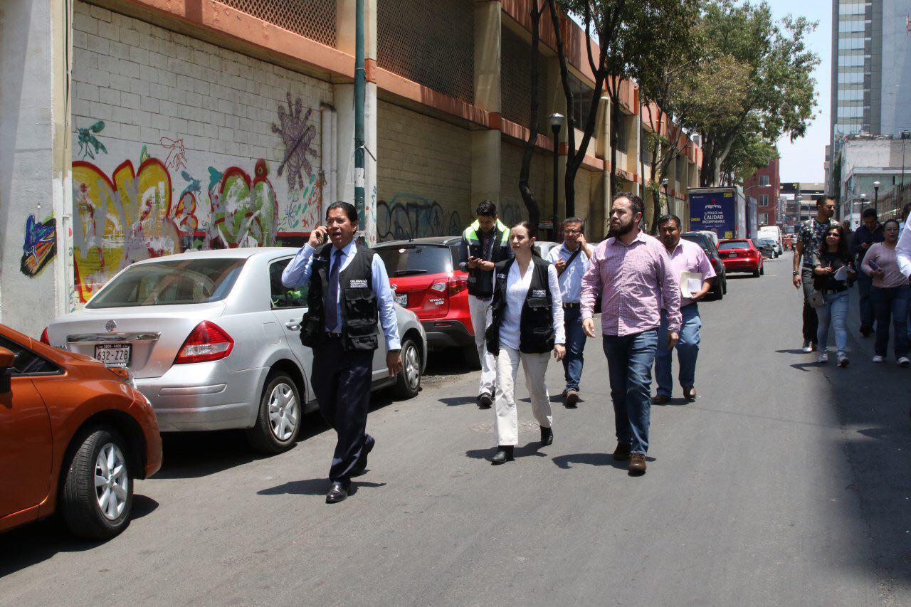 Cuauhtémoc priorizó en infraestructura urbana y mercados: Rodolfo González