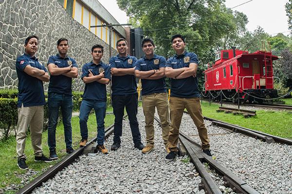 Primer lugar para alumnos de la UNAM en certamen internacional de ingeniería petrolera