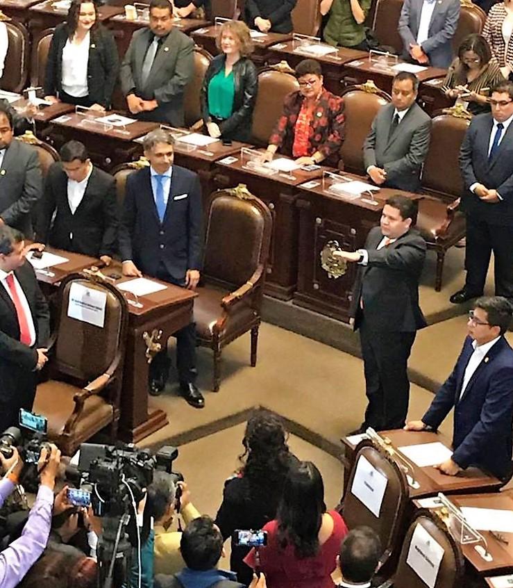 Alcalde de Milpa Alta, convoca a toma de protesta ciudadana