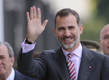 El monarca español viajará por AMLO