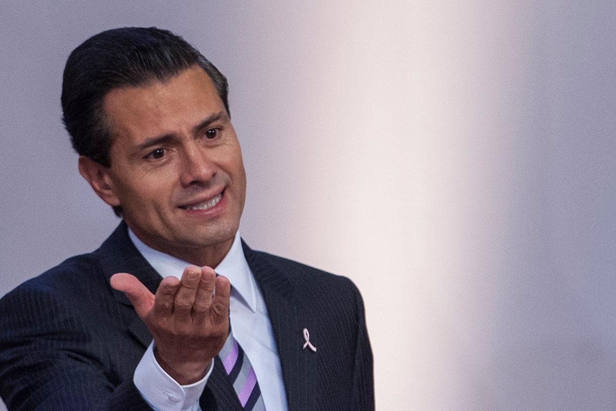 Destaca Peña Nieto trascendencia del nuevo TLC