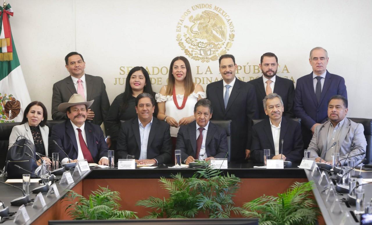 Nuevo Aeropuerto y Tren Maya deberán resolverse con el máximo consenso de la Comisión del Senado