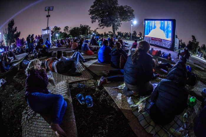 Regresa cine al aire libre en bosques urbanos de CDMX con STAR WARS. EPISODIO IV