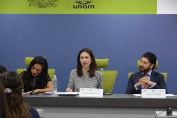 Indispensable que mujeres se apropien del espacio público y ejerzan sus derechos en la CDMX: Consejera Gabriela Williams