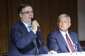 Presidentes de Latinoamérica, primeros confirmados a la toma de protesta de AMLO: Ebrard