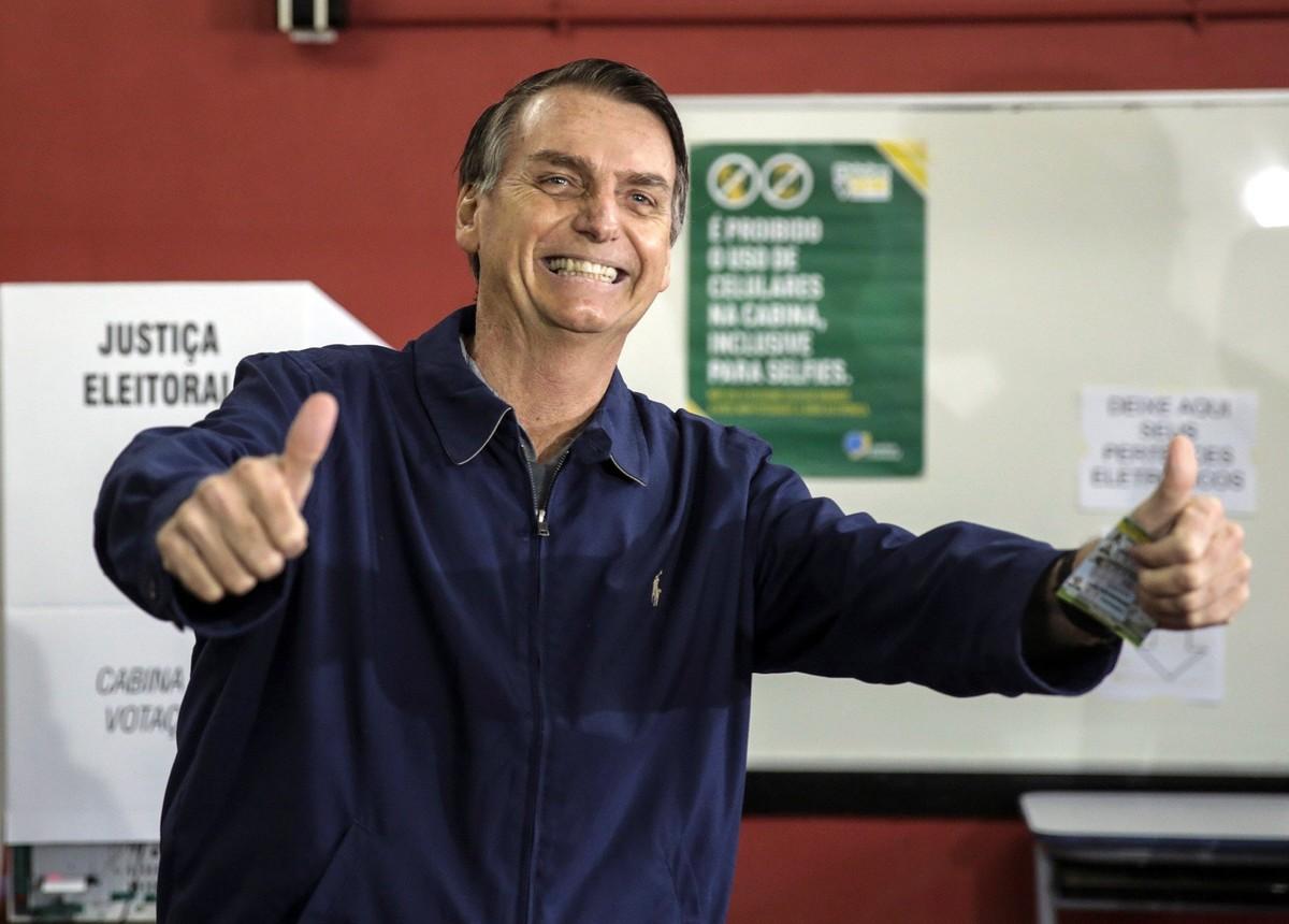 Van por segunda vuelta en elecciones presidenciales en Brasil