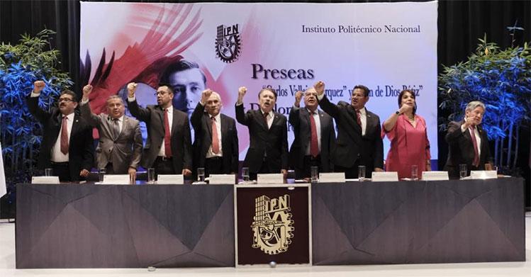 El IPN como líder en educación tecnológica colabora en la Transformación Nacional