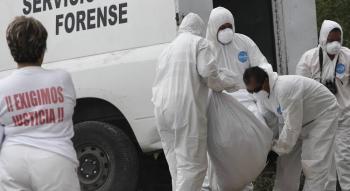 PRD propone nuevo protocolo para identificar cadáveres