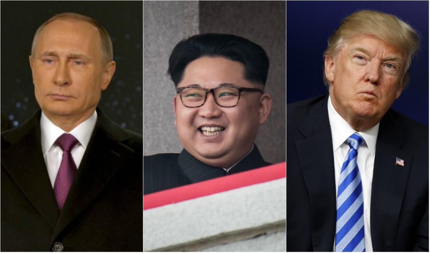 EEUU y Rusia inician proceso de paz para Norcorea