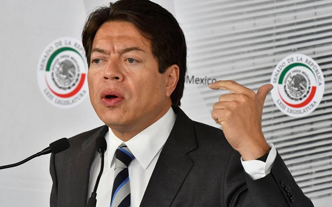 En San Lázaro pide Delgado propuestas en tema de reforma educativa