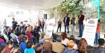 Se convertirá en centro cultural la histórica Casa Amarilla de Miguel Hidalgo: Sheinbaum Pardo