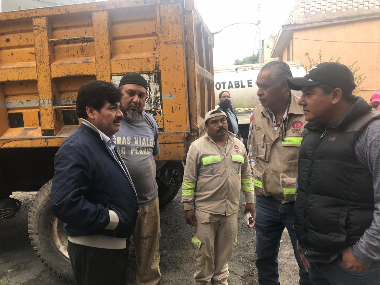 ENCABEZA FRANCISCO CHÍGUIL PRIMERA MEGA JORNADA SABATINA EN SEGUNDA SECCIÓN DE SAN JUAN DE ARAGÓN