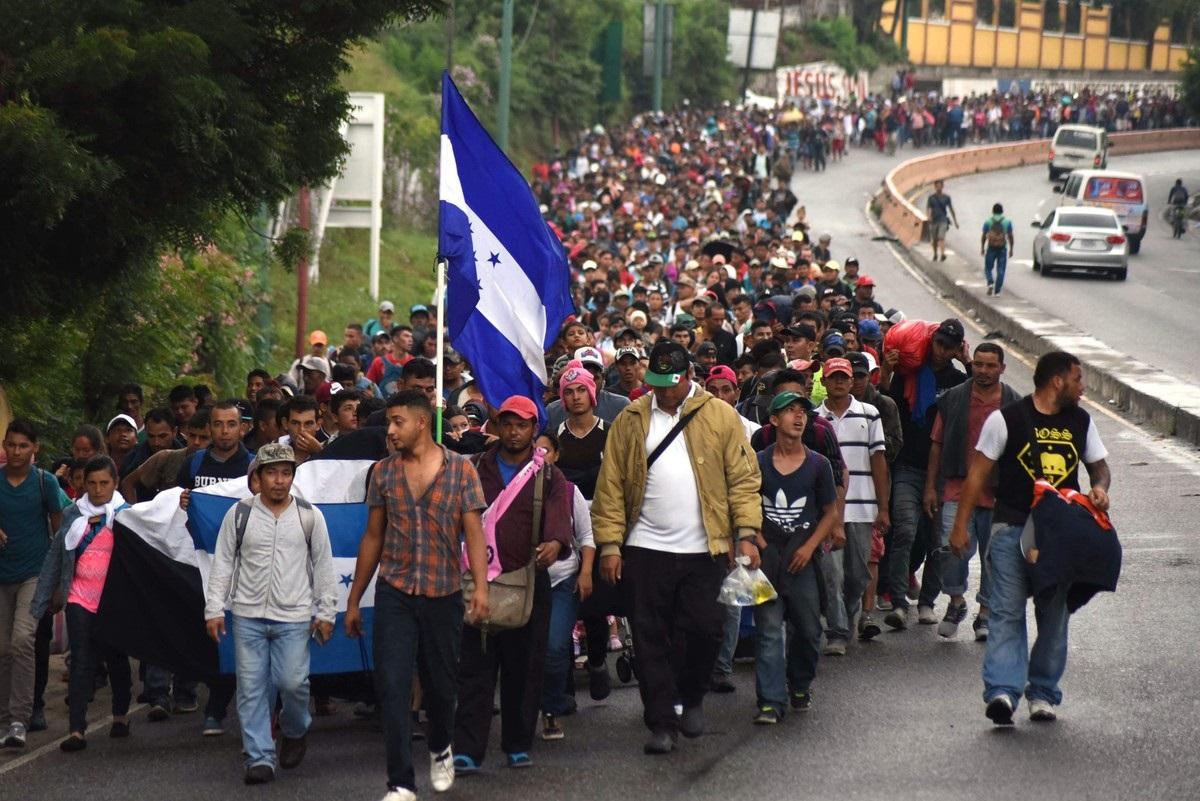 CDMX será refugio para Caravana Migrante
