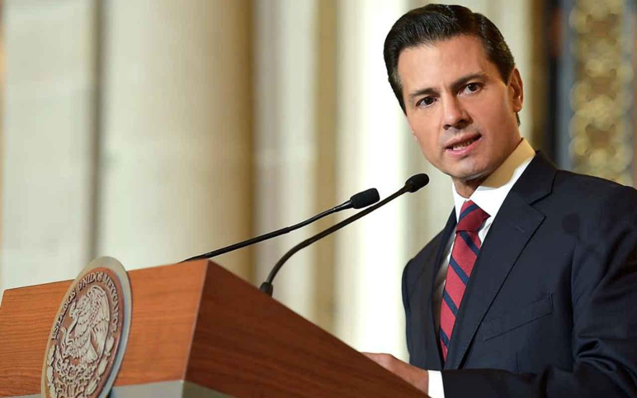 Peña pide a migrantes apegarse a la legalidad