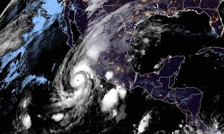 Suspenden clases en Nayarit por huracán Willa