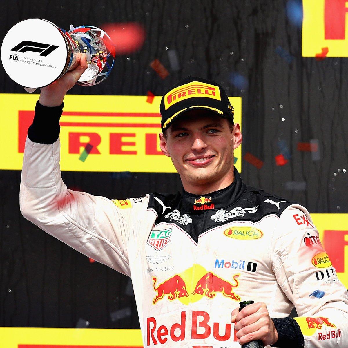 Gana Gran Premio de México el holandés Verstappen y británico Hamilton conquista Quinto Campeonato Mundial de F1