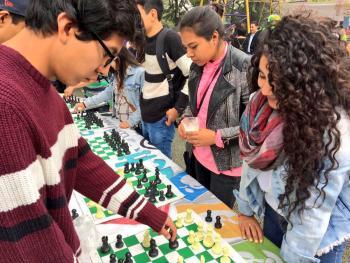 Realiza Tlalpan Encuentro Intergeneracional de Niños, Jóvenes, Adultos y Personas Mayores