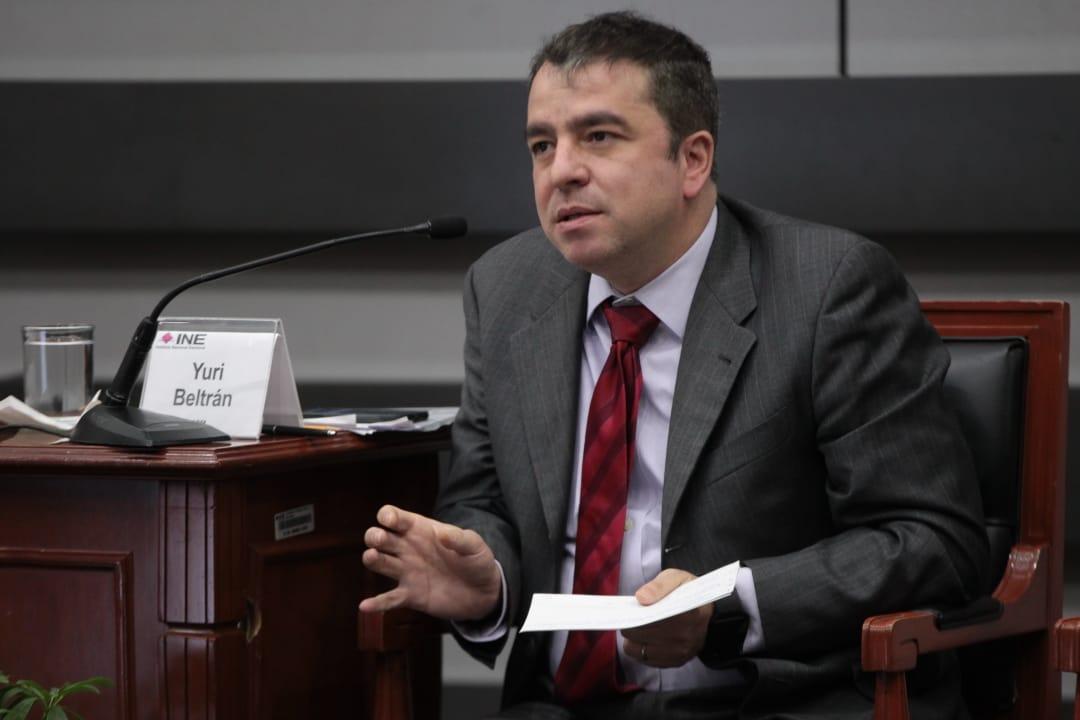Contacto directo y estrategias de comunicación, elementos indispensables en la promoción del voto en el extranjero: consejero Yuri Beltrán