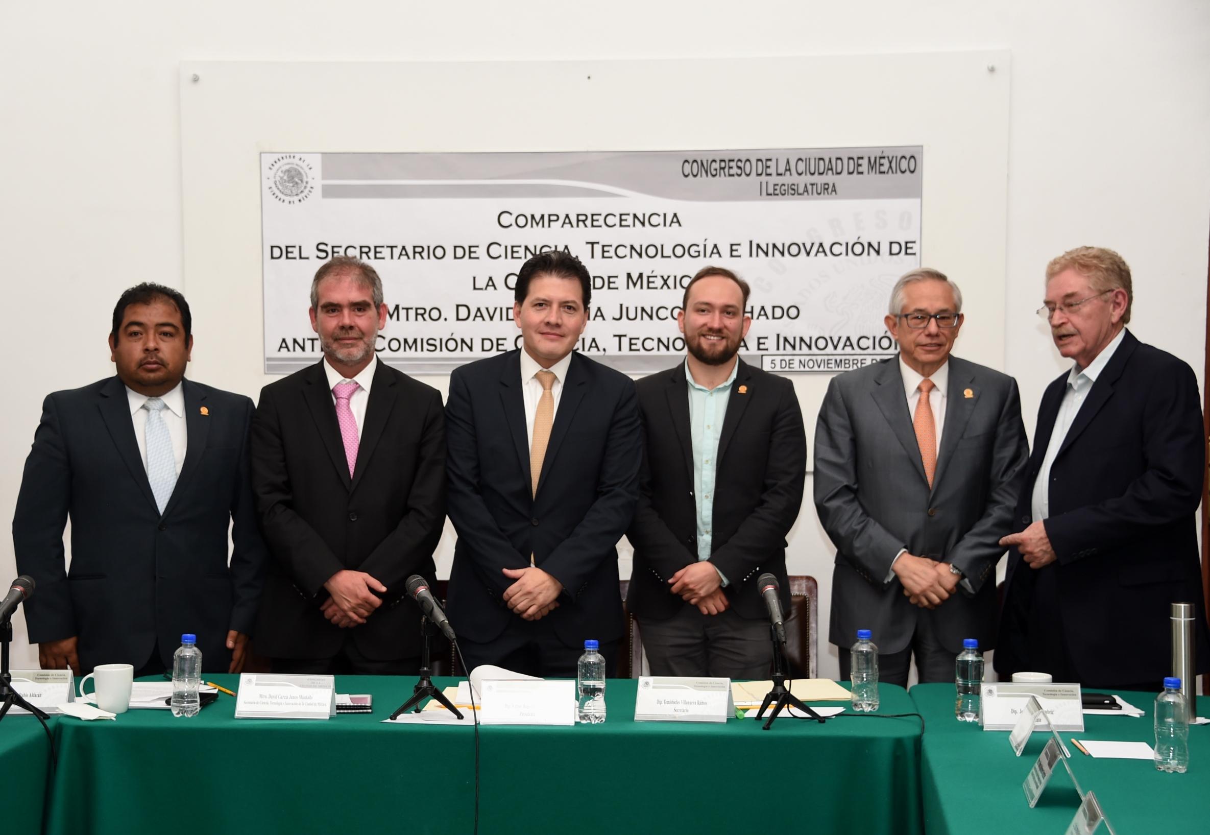 CONGRESO DE LA CDMX SUGIERE NO DESAPARECER LA SECRETARÍA DE CIENCIA, TECNOLOGÍA E INNOVACIÓN
