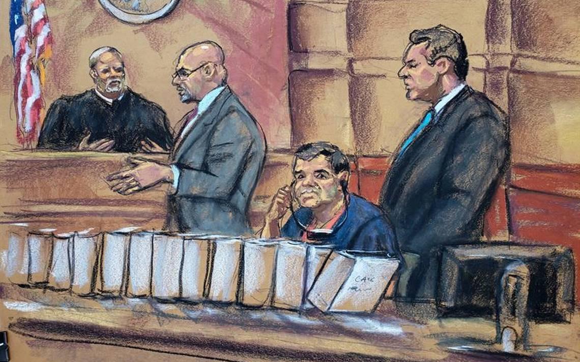 En EEUU inicia juicio contra El Chapo ante fuerte dispositivo de seguridad