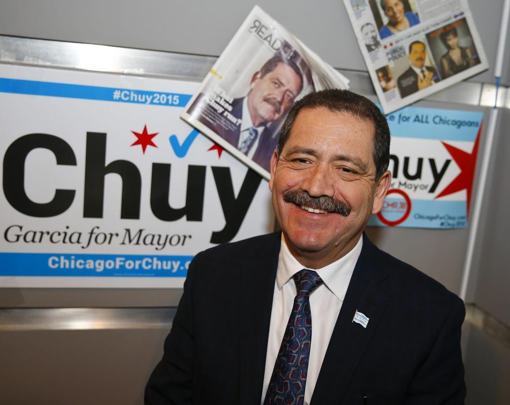 Mexicano resulta electo en elecciones de EEUU