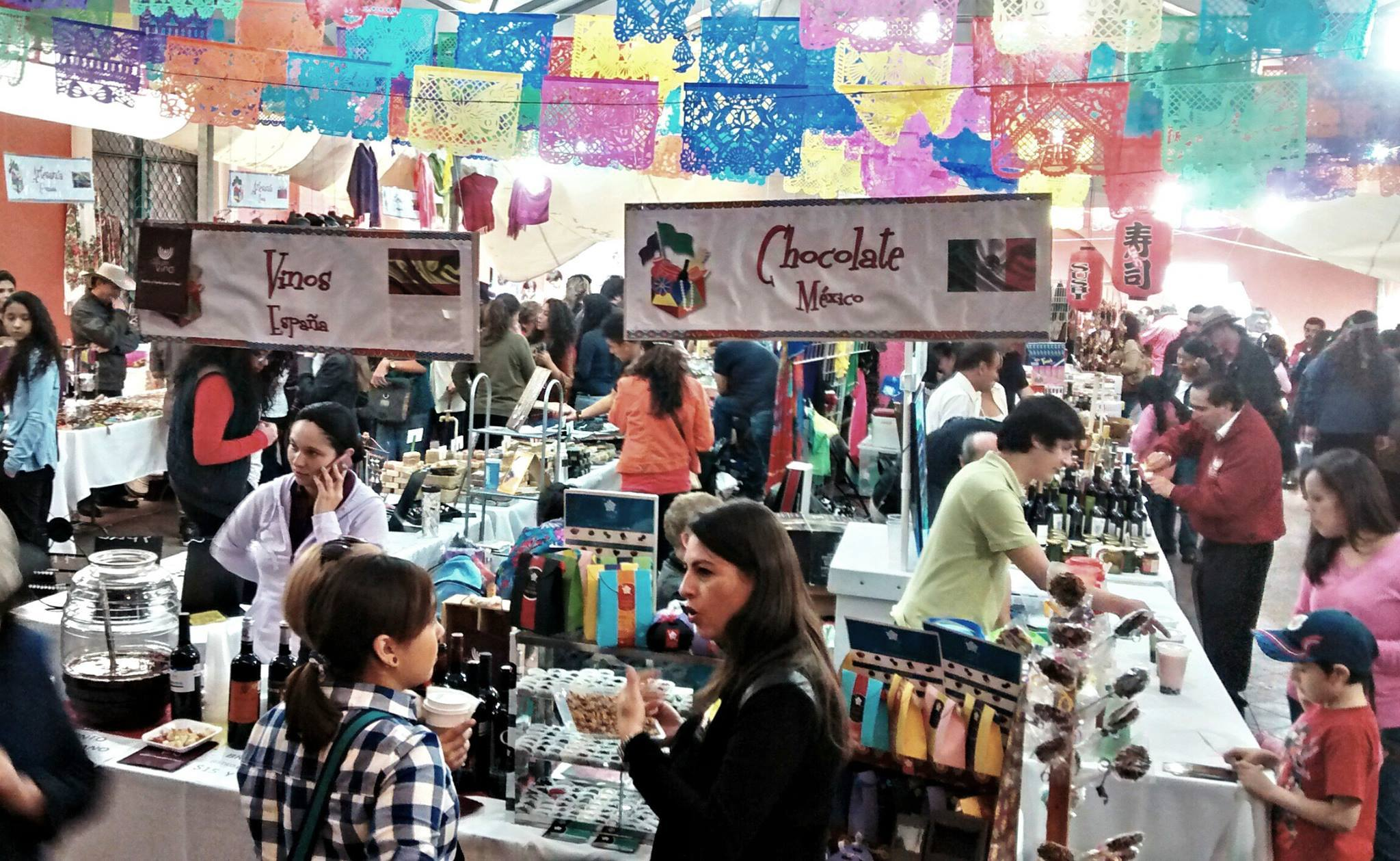 Coyoacán alista el Festival de Sabores y Artesanías del Mundo