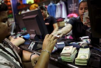 Hasta 500 mil por ciento de inflación en Venezuela