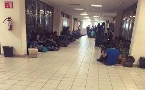 Hombres armados ingresan a la Universidad de Tamaulipas