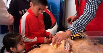 Hacen ciencia lúdica y vivencial para niños en el IPN