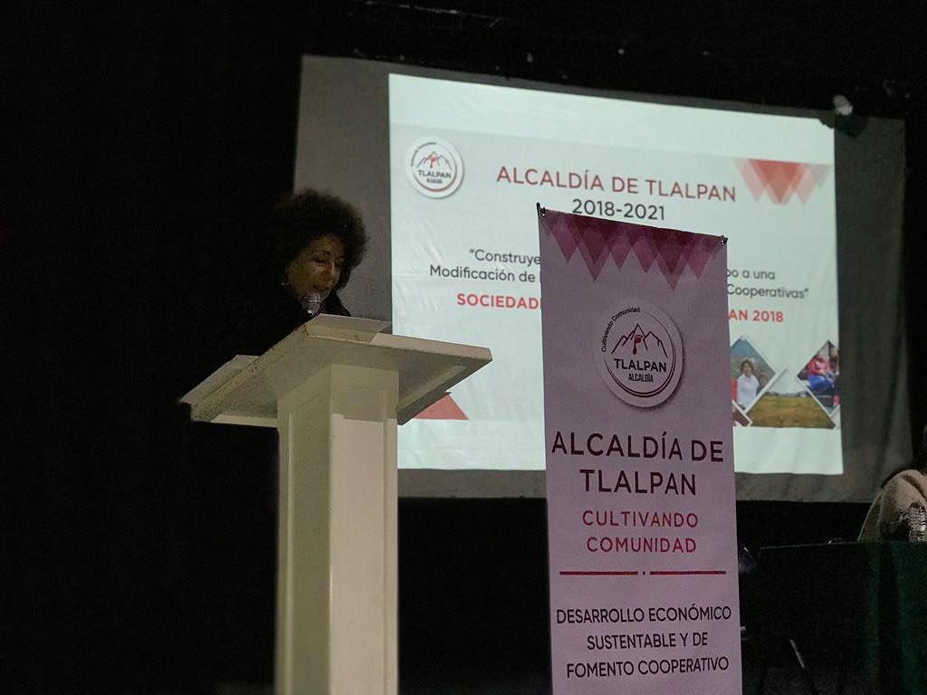 Tlalpan impulsará y fortalecerá la Economía Solidaria