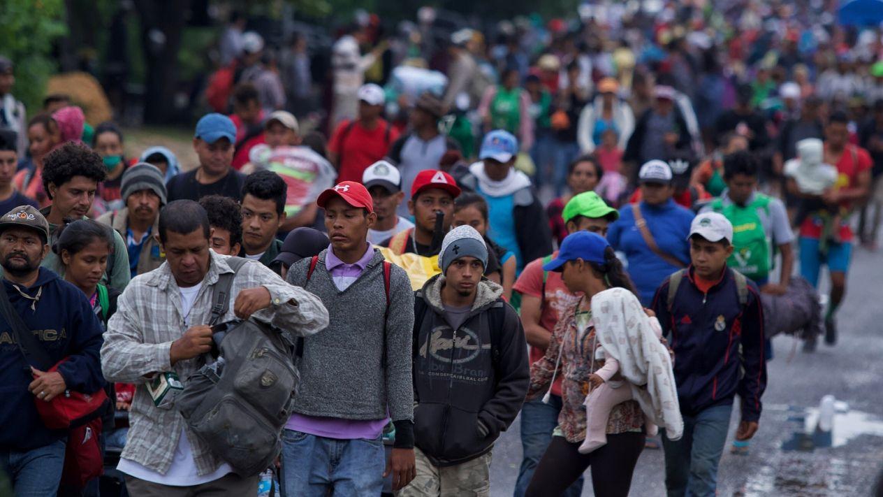 Piden respetar a migrantes