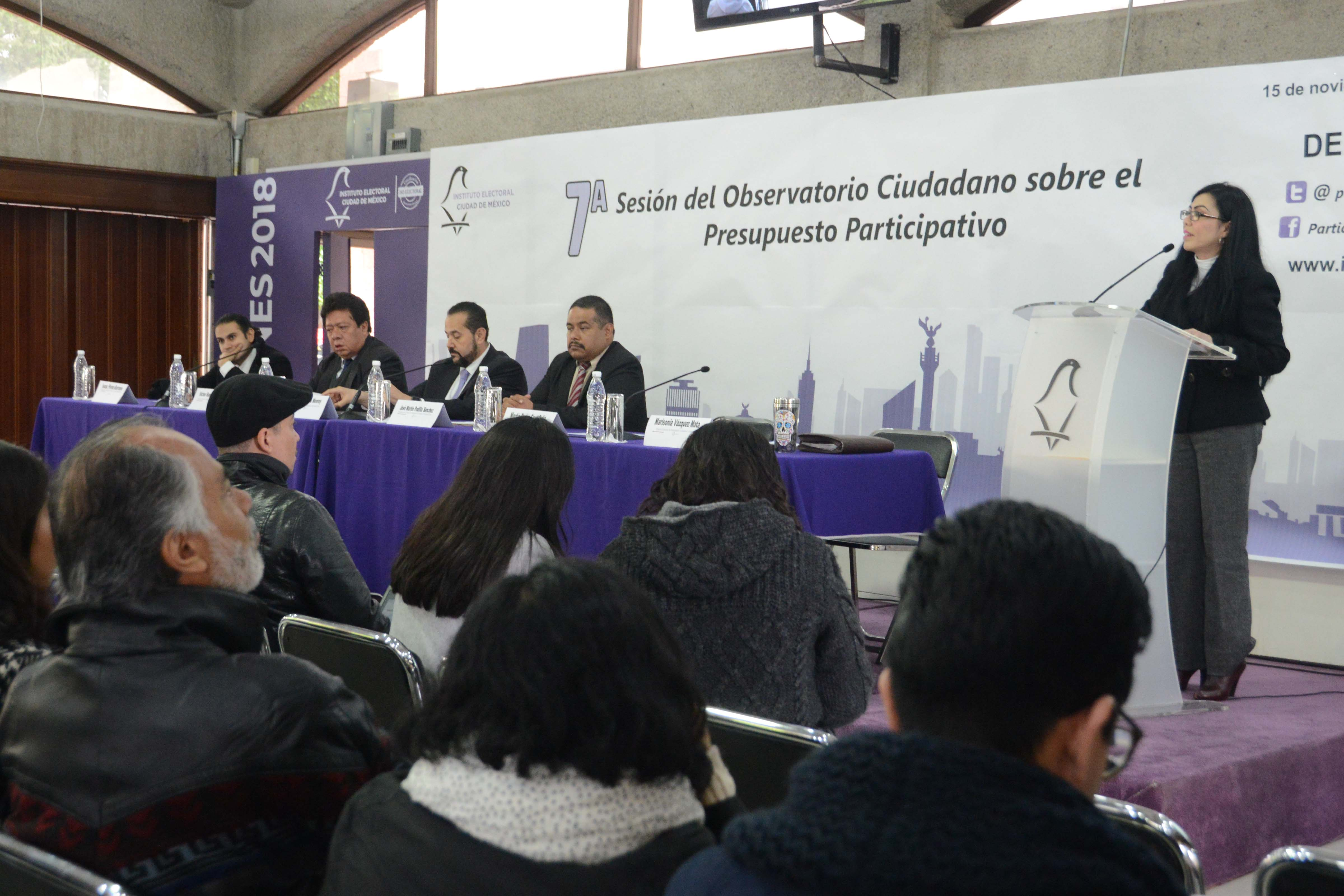 Registran 11 demarcaciones incremento en participación en Consulta Ciudadana sobre Presupuesto Participativo 2019