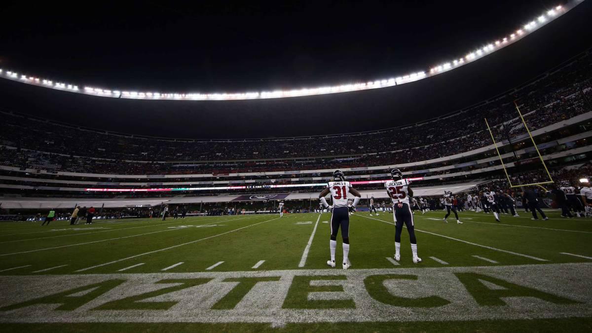 Confirma AMLO juego de NFL