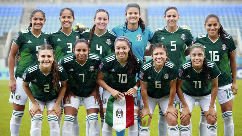 México ya está en cuartos de final
