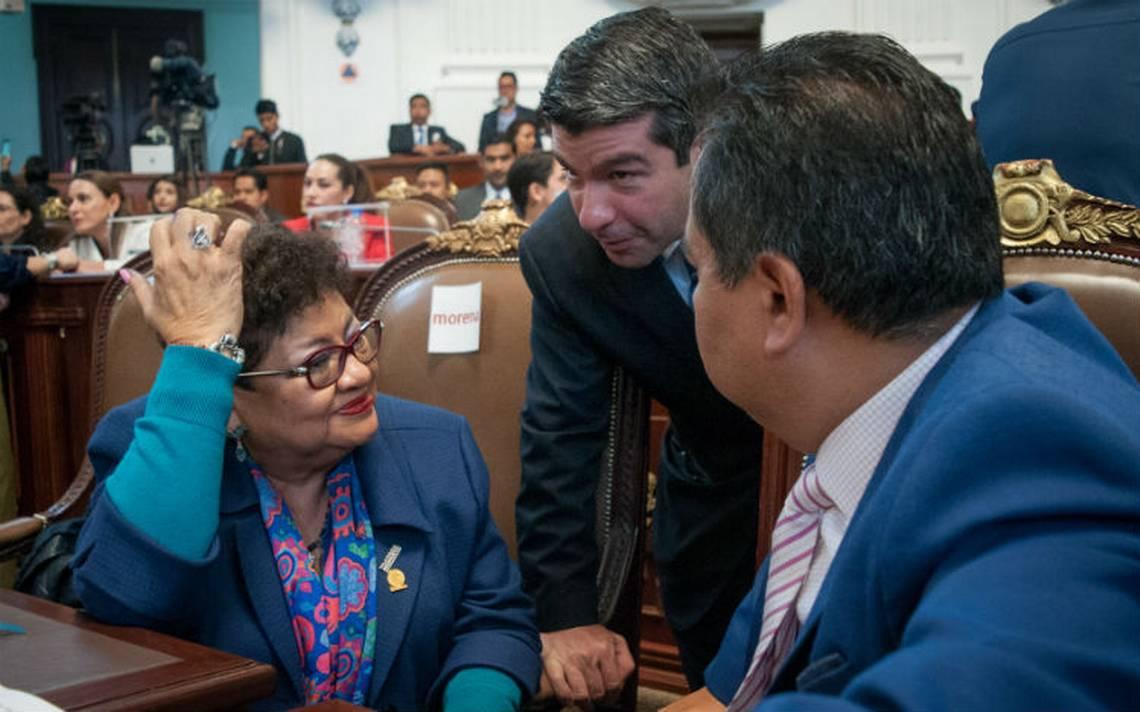En Congreso local, Ricardo Ruíz será el nuevo coordinador de Morena