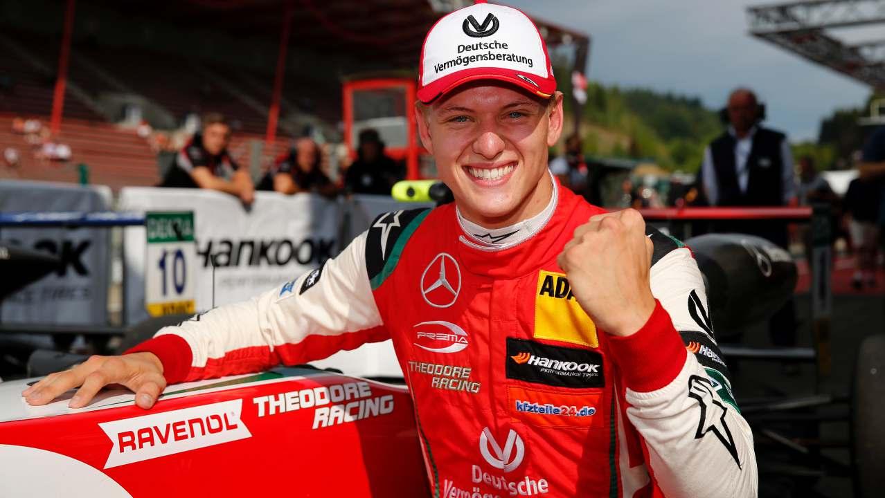 Hijo de Schumacher correrá en México