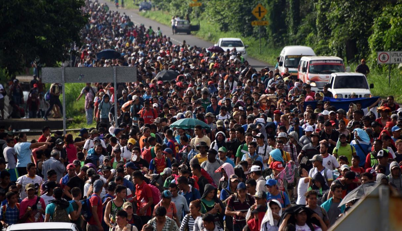 EEUU no garantizará asilo a toda la Caravana Migrante